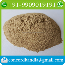 Bentonite for Pilling
