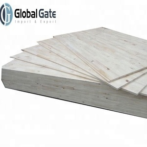 Finger joint board best price made of good rubberwood from Vietnam supplier