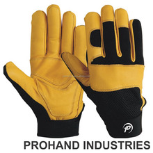 Best Auto Mechanic gloves Protective Construction Work Gloves Gear Utility working gloves for Gravel