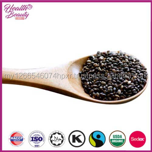 High Quality and most competative price CHIA SEED Salvia hispanica L.