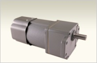 Geared motor series (3-phase and single phase) by Mitsubishi Electric. Made in Japan
