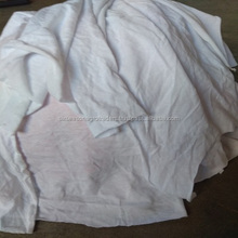 Bangladeshi Garments Cotton Textile waste white cotton wiping rags for oil absorb cloth