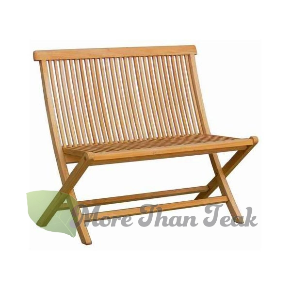 High Quality Wood Garden Folding Bench