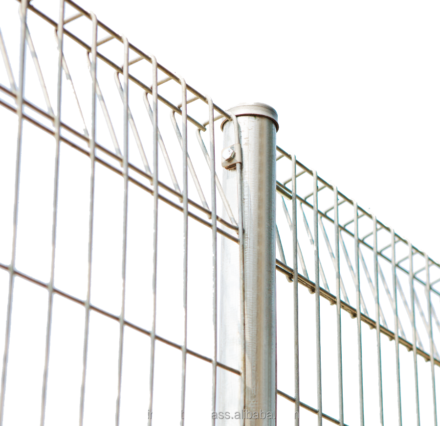 High Quality Hot-Dip Galvanized/Power Coated BRC Wire Mesh Fence