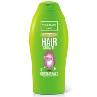 Hair Growth Hair Conditioner With Hops Extract - 200 ml. 100% Natural. Private Label Available. Made In EU