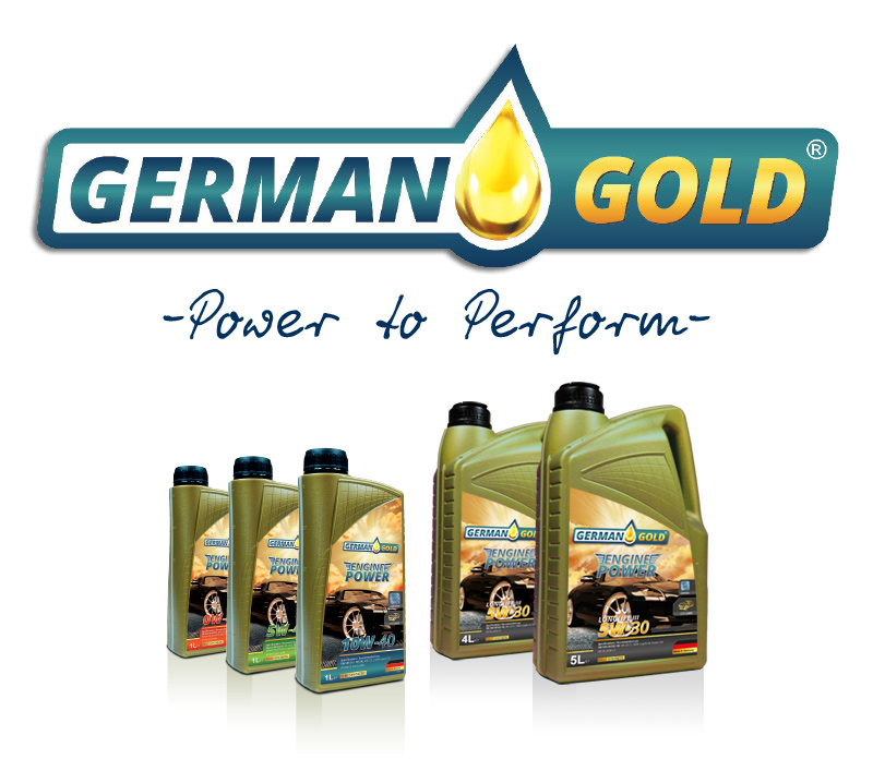 German Gold Gear Oil Extra 85W-140 mechanical gearboxes