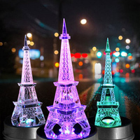 Wireless Bluetooth Speaker mini eiffel tower model of metal