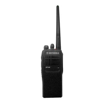 GP340 Motorola Portable Keypad Digital Two Way Radio