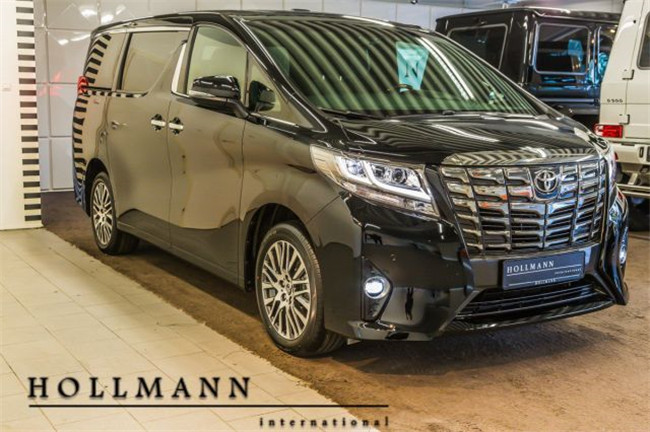 Top Quanlity Alphard Luxe Lounge Toyota Automobiles in New Cars