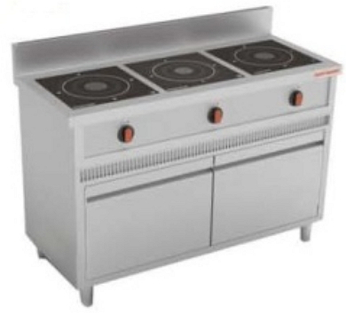 cooker, Induction table range 1500 SIR-150