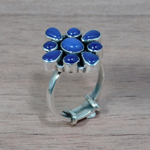 New Design Handmade Fashion 925 Sterling Silver Antique Ring Jewelry