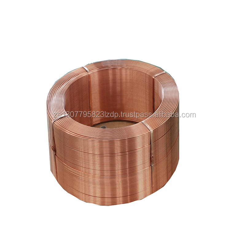 Air Condition Tubing Copper Pancake Coil Tube