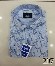 Casual Models Slim Fit Men's Shirts Made in Turkey