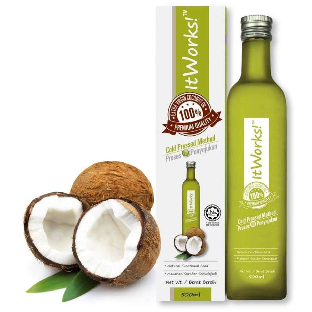 Quality Natural coconut oil / low price