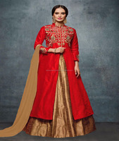 fancy indian anarkali dresses collection for women boutique fashion