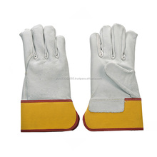 Canadian Fine Quality Buffalo Grain China Working Gloves