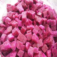 BEST PRICE ORGANIC CERT -FROZEN DRAGON FRUIT PUREE_FROM VIETNAM