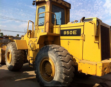 Good Performance Used Cat Wheel Loader 950E made in Japan / USA, Construction Equipment for hot sale