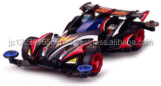 High quality and Easy 2 use Aeromini 4-wheel drive 15 BRITZER Sonic black special MINI4WD with Plastic model made in Japan