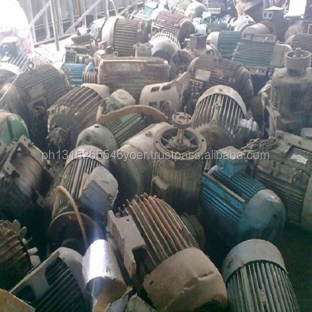 Available Electric Motor Scrap for a cheaper price