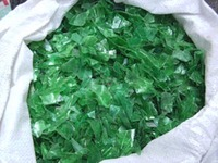 recycled pet flakes / pet bottles plastic scrap price/pet granules