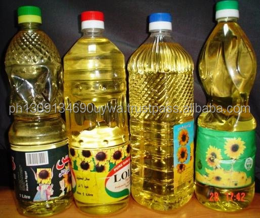 Top Grade Refined Sunflower oil at cheap price Brazil 2018