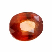5.15 Cts Oval Mixed Certified Garnet Gemstone Canada