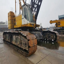 made in Japan used Sumitomo Hitachi 200 Ton Mobile Construction Crawler used crane for sale