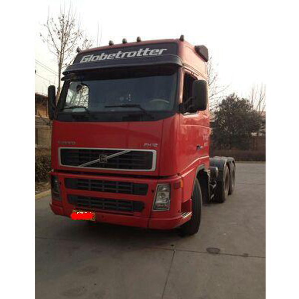volvo fh12 tractor truck on sale . 6*4