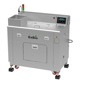 ExBio 100kg Food Waste Machine, Food Digester, Kitchen Appliance