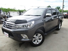 7826 REVO 4WD 2.8G AT DOUBLE CAB GREY