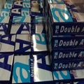 Double A A4 Copy papers 70,75 & 80gsm