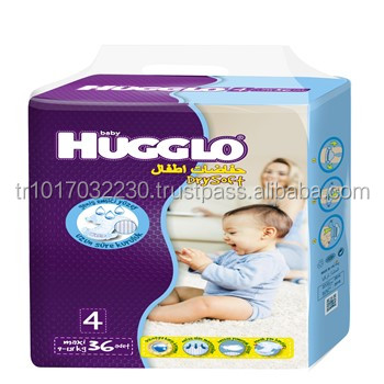 Hot selling products hugglo baby diaper cloth diaper from Turkish manufacturer
