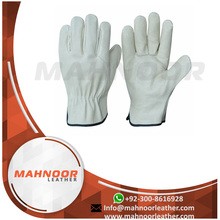 Super China Safety Working Gloves /Wholesale Customize Buffalo Grain/Cow Leather