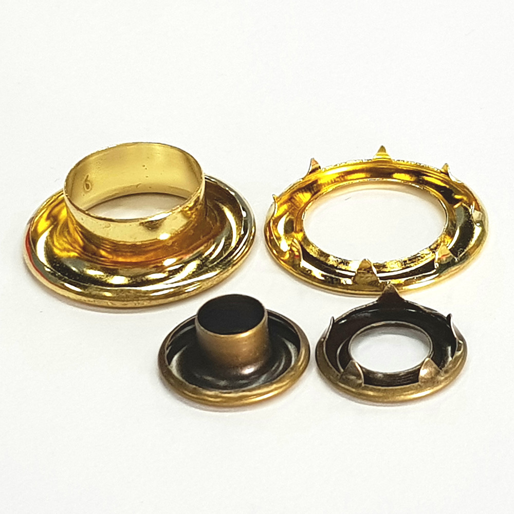 Special design Oval metal eyelet