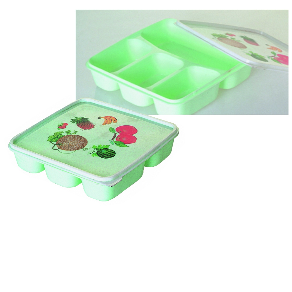 Catering bento lunch box with 3 attractive colors suitable for kids and the office