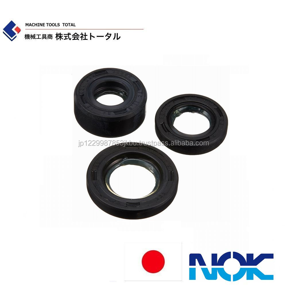 High quality and Reliable nok oil seal with multiple functions made in Japan
