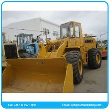 China wholesale widely ship well equipped used wheel loader