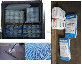 Cement Acrylic Waterproofing Material
