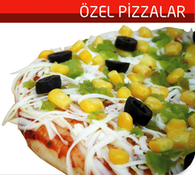 Frozen pizza vegeterian