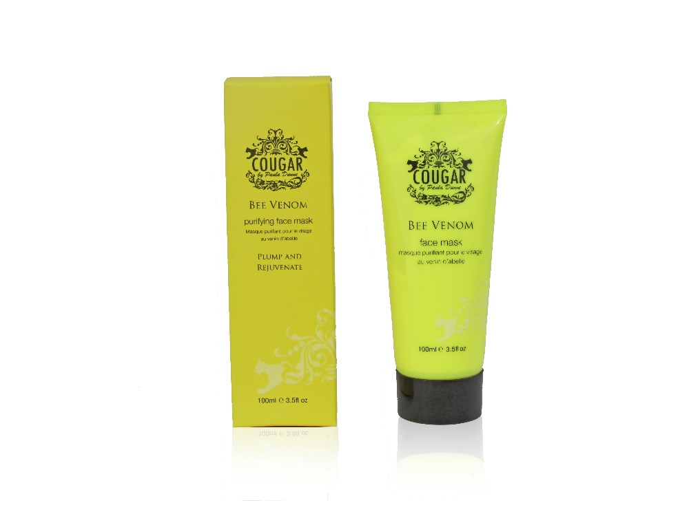 Cougar Beauty's Bee Venom Purifying Face Mask