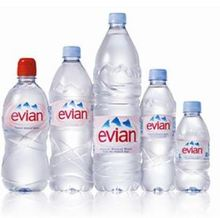Evian Natural Mineral Water 330ml,500ml,1L,1.5L