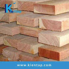 sawn timber in container from Kientap JSC Vietnam