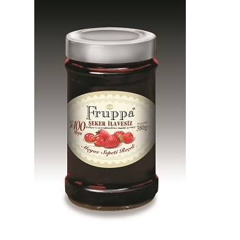 Fruppa_Mixed Fruit Jam with no added sugar