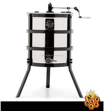High quality dadant honey extractor 4 frame manual manufacturing