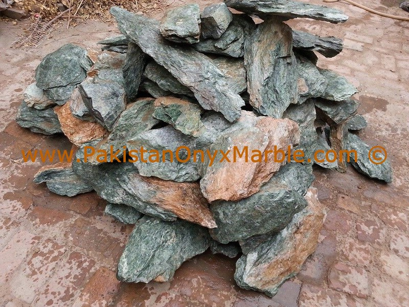 Factory Price Pakistan Standard ROUGH NEPHRITE JADE