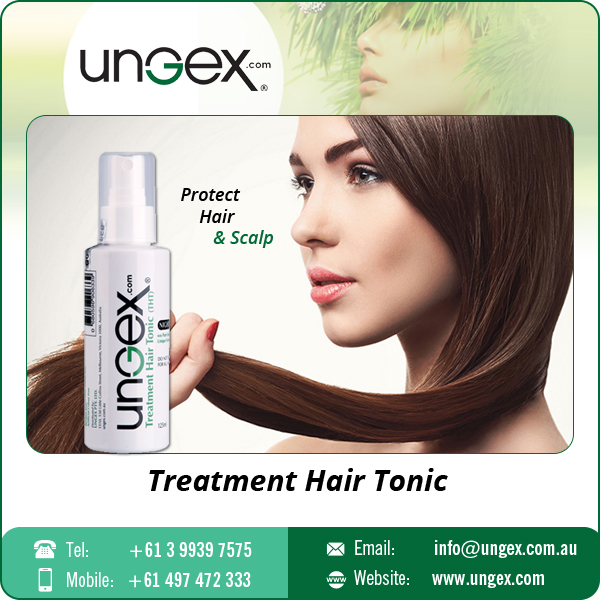 Treatment Hair Tonic to Control Density of Demodex Mites