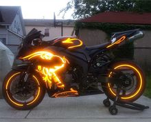 custom size motorcycle with great price