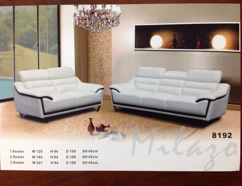 Modern Elegance Living Room Sofa Furniture