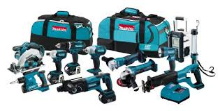 Makita LXT1200 18-Volt LXT Lithium-Ion Cordless 12-Piece Combo Kit